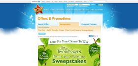 Plant Your Dreams Sweepstakes