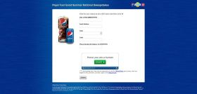 fuelgoodsummer.com – Pepsi Fuel Good Summer National Sweepstakes