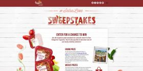 Sabra Salsa Love Sweepstakes