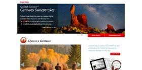 SanDisk Connect Getaway Sweepstakes