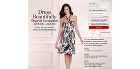 Soma Intimates Dress Beautifully Pinterest Sweepstakes