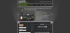 Dream Rig for Your Dream Gig Sweepstakes