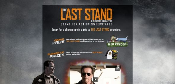 JR Motorsports THE LAST STAND Premiere Sweepstakes