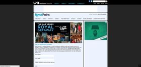 Las Vegas Royal Getaway Sweepstakes