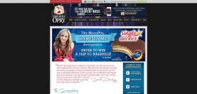 MoonPie HOME TO ME Online Sweepstakes