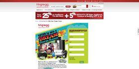 hhgregg Dream Dorm Sweepstakes