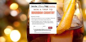 Tasting Table Bourbon Under the Stars Sweepstakes