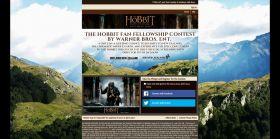 The Hobbit Fan Fellowship Contest at thehobbitfancontest.com