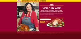 CookingWithPeanutOil.com – LouAna Oil Cooking With Peanut Oil Instant Win & Sweepstakes – $10,000 for your Dream Grilling Station!