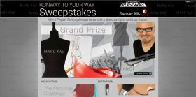 MKYourWay.com – Mary Kay Runway to Your Way Sweepstakes