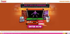 DD's Kick It with LFC! Sweepstakes :  Win a Kick It With LFC Experience Package
