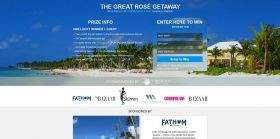 Great Rosé Getaway Sweepstakes : Win A Trip To PUNTACANA Resort & Club!