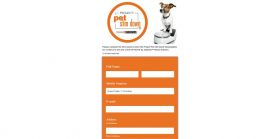Project Pet Slim Down Sweepstakes From Purina