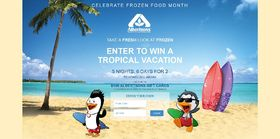 Albertsons Fresh Look At Frozen Sweepstakes: Enter Your Prize Code At AlbertsonsFreshLookAtFrozen.com