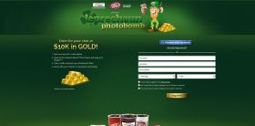 Leprechaun Photobomb Sweepstakes – TMGSgold.com: Win $10K in Gold!