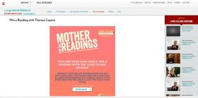 tlc.com/winareading – TLC's Long Island Medium Mother of All Readings Sweepstakes