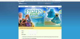Disney Frozen Fever Fun Sweepstakes (DisneyStories.com/Frozen-Fever-Fun)