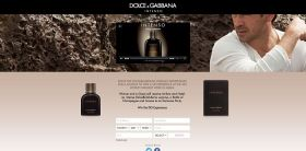 Dolce & Gabbana Intenso Sweepstakes
