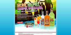 Margaritaville Spirits Welcome to Margaritaville Sweepstakes