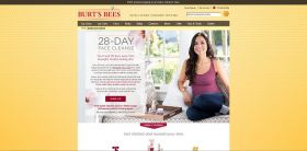 Burt's Bees 28-Day Face Cleanse Sweepstakes