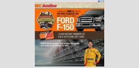 AutoZoneSummerSweeps.com – AutoZone Summer Road Trip Instant Win Game And Sweepstakes