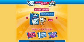 RockTheFlavor.com – Kellogg's Pop-Tarts Rock the Flavor Online Instant Win Game