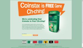 Coinstar Is Free Game