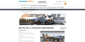 You Won't Believe What American Muscle Is Giving Away For AmericanMuscle.com's 10th Anniversary Giveaway