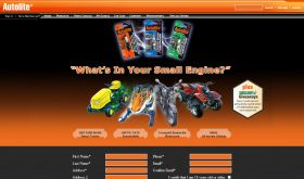 The Autolite What's In Your Small Engine? Sweepstakes