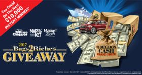 Bags2Riches.com: Price Chopper Bags2Riches Game 2017