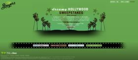 Dreamy Hollywood Sweepstakes