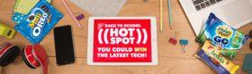 BTSHotspot.com – Back To School Hot Spot Instant Win Game