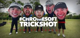 Callaway Golf & Dude Perfect #ChromeSoftTrickShot Sweepstakes