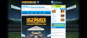 Candystand Ultimate Tailgate Pack Sweepstakes