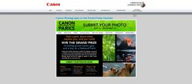 Canon Photography in the Parks Photo Contest