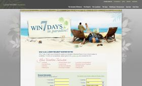 Sandals and Beaches Vacation Giveaway