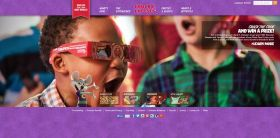 Chuck E. Cheese's  Secret Decoder In-Store Instant Win Game