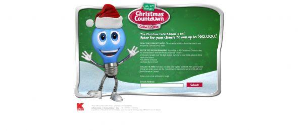 Kmart Christmas Countdown