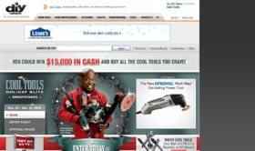 Cool Tools Holiday Blitz Sweepstakes
