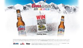 Coors Light Win All Star Access for your All Star Crew Sweepstakes