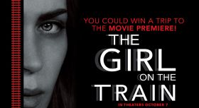 Cosmopolitan.com/MovieSweeps – The Girl on the Train Premiere Trip Sweepstakes