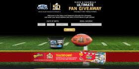 DANNON OIKOS NFL Sweepstakes at TOPS