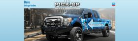 Delo Pick-Up Your Truck Sweepstakes 2016