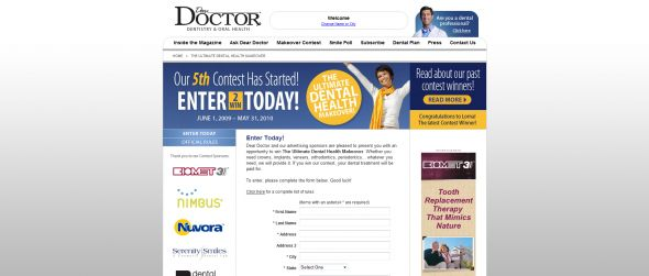Ultimate Dental Health Makeover Contest