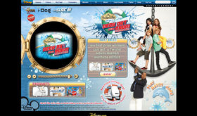 Disney The Suite Life on Deck Sweepstakes