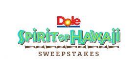 DOLE Spirit Of Hawaii Sweepstakes (DoleSunshine.com/Paradise)