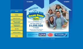 Match & Win Dream House Game
