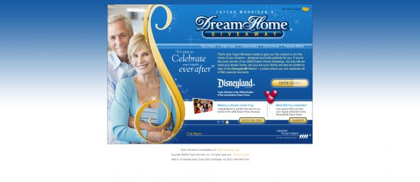 Taylor Morrison Dream Home Giveaway Sweepstakes
