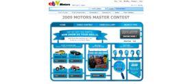 eBay 2009 Motors Master Contest