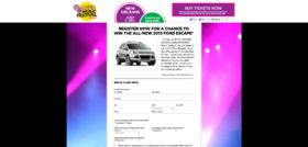 2012 Brand New Escape Giveaway at Essence Music Festival